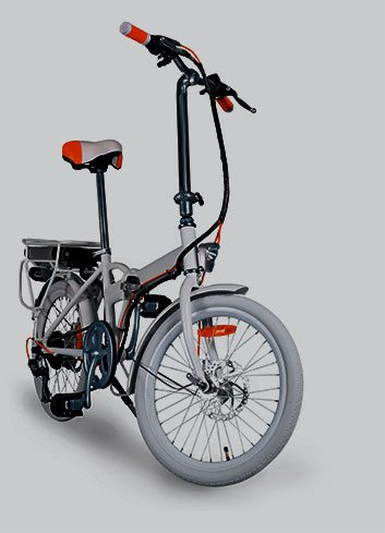 INOKIM  Vs </br>Electric Bicycle