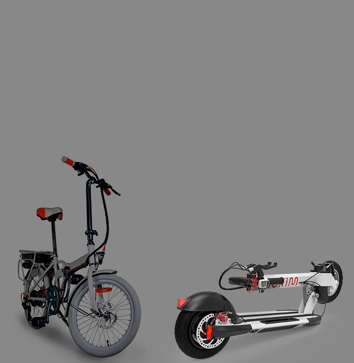 Inokim </br>VS</br> Electric Bike